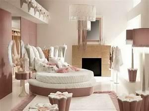 Chambre Fille Ado : la d co chambre ado fille esth tique et amusante ~ Teatrodelosmanantiales.com Idées de Décoration