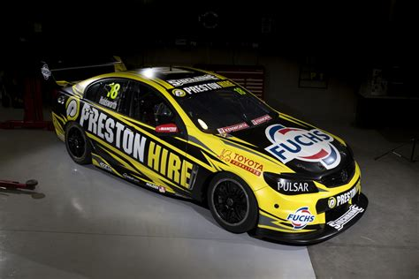 Preston Hire Racing Set For Strong Debut