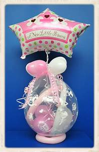 Geschenke Zur Taufe Mädchen : ballonsupermarkt geschenkballon a new little princess partydekoration geburt taufe ~ Frokenaadalensverden.com Haus und Dekorationen