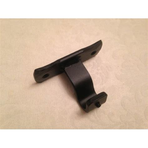 1 x center bracket for 20mm wrought iron curtain pole