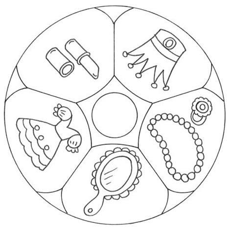 kostenlose malvorlage mandalas mandala schmuck zum ausmalen