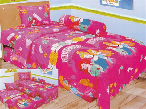 sprei princess single x sprei 2in1 frozen update harga terkini dan