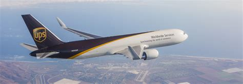ups mulls  tunisia based carrier express air cargo ch