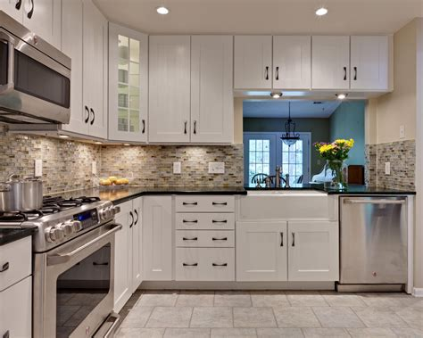 backsplash ideas for kitchen with white cabinets brown mahogany wooden cabinet small idea backsplash for