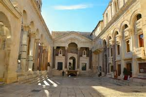 Century Tile by Inside Diocletian S Palace A Walking Tour In Split