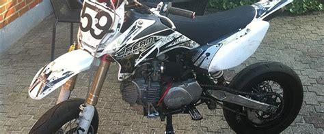 pit bike 150ccm moff pit bike solgt 2010 ved godt det ikke er en moff