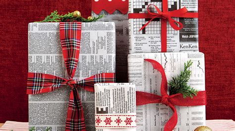 recycle wrapping paper southern living