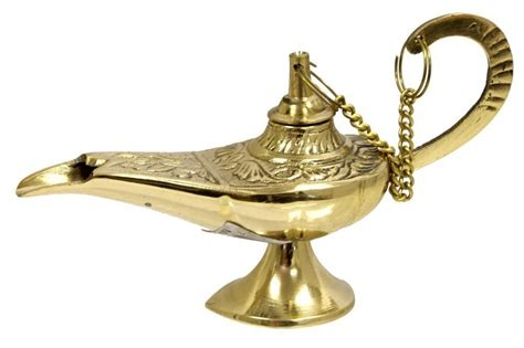 Brass Genie L by Genie L Brass Ls Incense Burner Ornate