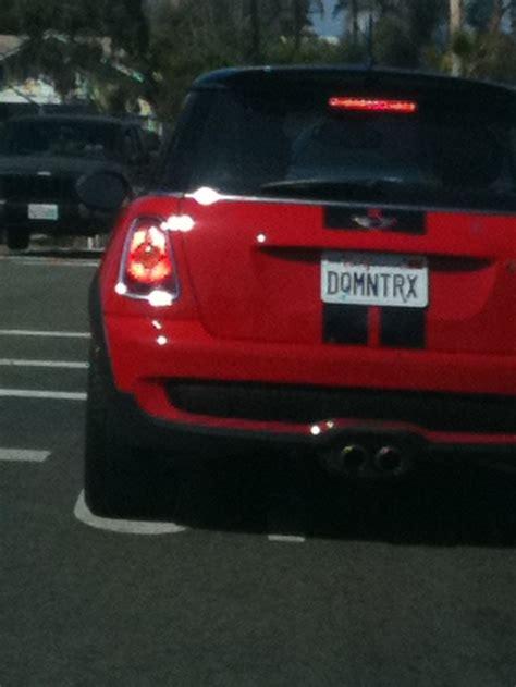 funnybizarre license plates  pics
