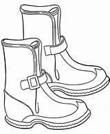 Boots Coloring Pages Winter Snow Spur Cowboy Drawing Printable Ugg Rain Boot Raincoat Cartoon Azcoloring Uggs Coach Handbags Getcolorings Sheepskin sketch template