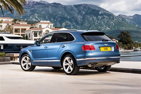 new bentley new bentley bentayga diesel revealed offers power and