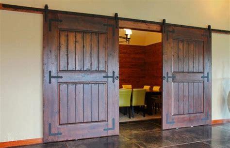 ft american barn door hardware sliding  door