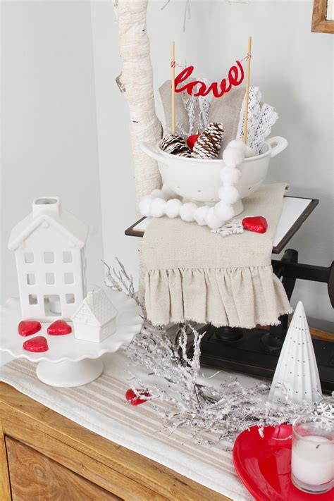 7 Simple Ways To Decorate For Valentine's Day  Clean And