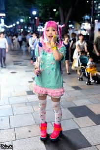 flower girl teddy haruka kurebayashi w quot magical girl quot dress pink braids