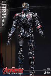 Hot Toys Ultron Mark I Figure MMS 292 Up for Order ...