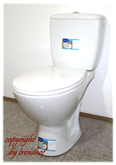 wc bürste keramik keramik wc set sp 252 lkasten wc sitz abgang waagerecht