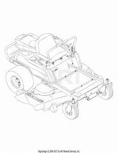 Troy Bilt 17af2acp711 Mustang Rzt 50  2007  Parts Diagram For  Quick Reference