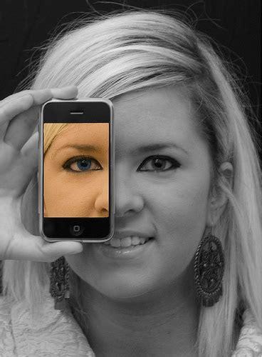 iphone eye phone flickr