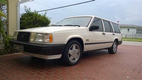 1994 Volvo 940 Wagon by Volvo 940 Turbo Wagon For Sale The Wagon