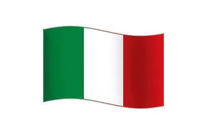 Flag Italy Animated Flying Animation Waving