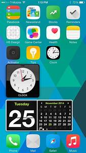 Add Widgets Directly to Your iPhone's Home Screen « iOS ...