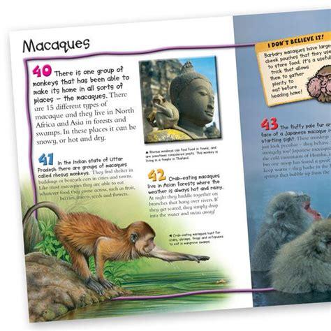 facts monkeys  apes top monkey books  kids