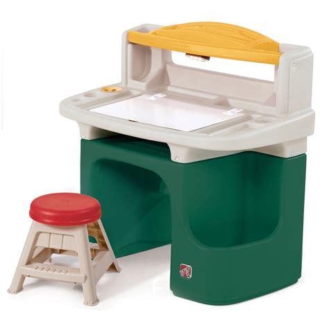 shop step 2 co art master activity desk at lowes com