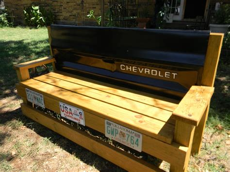 1000+ Images About Tailgate Benches On Pinterest Chevy