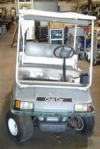 2001 Ingersoll Rand Club Car Carryall 6 Golf Cart