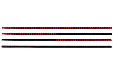 anzo light bar anzo 60 inch 4 function led tailgate light bar 531045