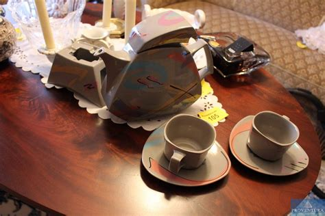 Geschirr Set Design by Designer Geschirr Peili Schale Erset With Designer