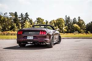 Review: 2018 Ford Mustang GT Convertible   CAR