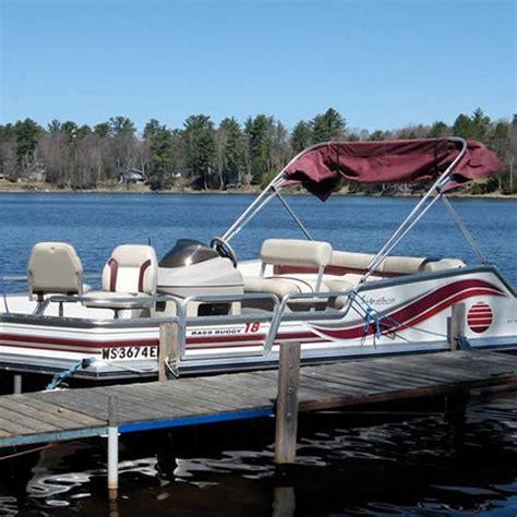 Fishing Boat Rental Wi by Pontoon Boat Motor Fishing Boat Rentals Northern