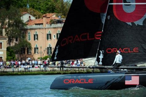 Racing Catamaran Cost by Capsize Will Cost Oracle Time