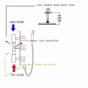 Best Shower Body Jets Installation Instructions Guide