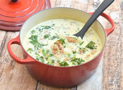 olive garden potato soup zuppa toscana olive garden s tuscan soup rings