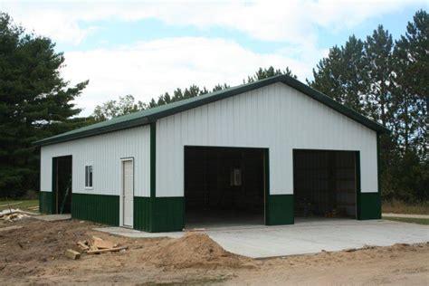delightful 30x40 garage package pole barn garage my 30x40 pole barn garage pics the