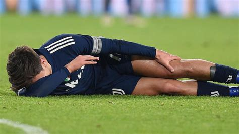 Paulo Dybala will miss 15-20 days due to knee injury ...