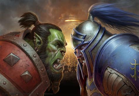 ArtStation - World of Warcraft: Battle for Azeroth, Glenn Rane