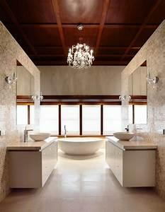 Kronleuchter Für Badezimmer : diese 100 bilder von badgestaltung sind echt cool ~ Markanthonyermac.com Haus und Dekorationen