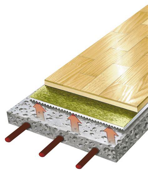 Fußbodenheizung Laminat Oder Parkett fu 223 bodenheizung mit laminat oder parkett