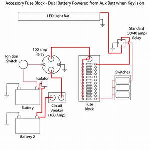 Rzr Battery Isolator Wiring Diagram For