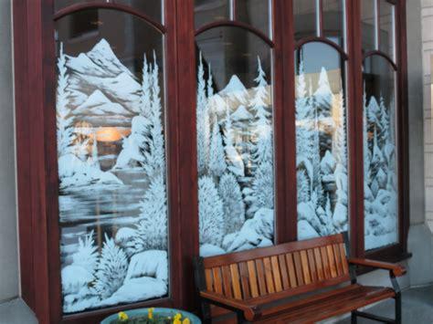christmas window painting ideas destination mike christmas window paintings