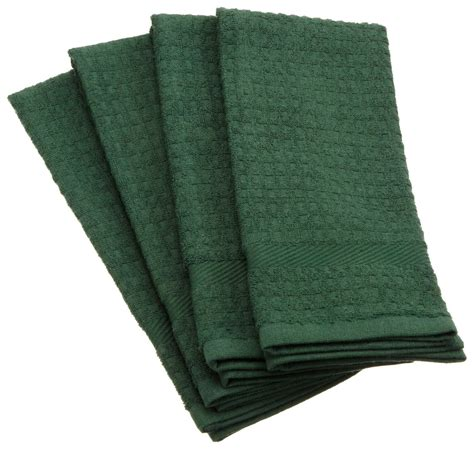 Kitchen Towel by Dii 100 Cotton Basic Waffle Terry Towel Set