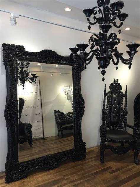 dramatic home gothic decor design ideas  reek