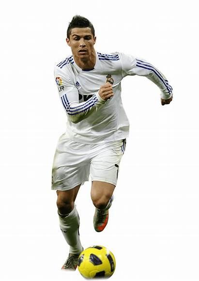 Football Player Ronaldo Madrid Sports Portugal Cristiano