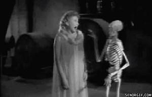 Skeleton GIF - Find & Share on GIPHY
