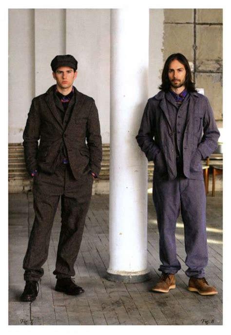 Rugged Menswear Engineered Garments Makes Raw Clothing