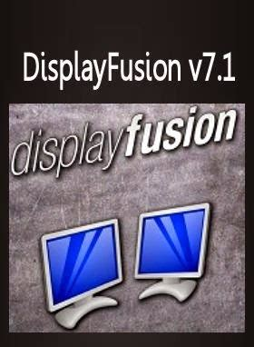 Displayfusion Animated Wallpaper - displayfusion v7 1 with fileitc software
