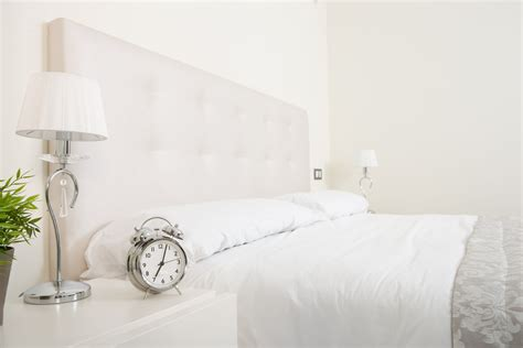 shades  white paint   bedroom